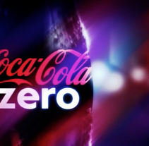 Coca-Cola Night Visuals. A Motion Graphics, 3D, and Animation project by David Martínez Romero         - 26.12.2015