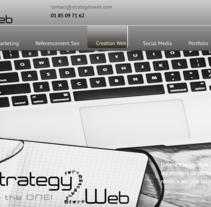 Strategy to Web. Un proyecto de Publicidad, UI / UX, Marketing, Diseño Web y Desarrollo Web de Antonio M. López López - 14-01-2015