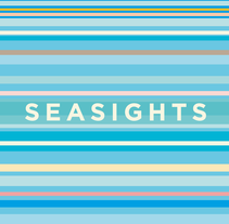 Sea Sights. A Illustration, Art Direction, and Graphic Design project by Gonzalo Sainz Sotomayor         - 03.01.2016