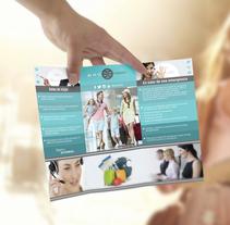 Bac Assist / Brochure. Um projeto de Publicidade, Design editorial e Design gráfico de Marco Guédez         - 13.02.2016