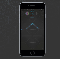 App Broomx. A Br, ing, Identit, Art Direction, Graphic Design, UI / UX, and Video project by David Rey - Jan 08 2016 12:00 AM