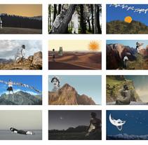 Mi project in Movimiento retro en After Effects. Un proyecto de Animación, Collage, Cine y Vídeo de Rachael Jones - 08-01-2016