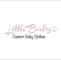 Logotipo Little Baby. A Graphic Design project by Christian Fernandez Campos         - 04.12.2015
