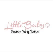 Logotipo Little Baby. Un proyecto de Diseño gráfico de Christian Fernandez Campos         - 04.12.2015