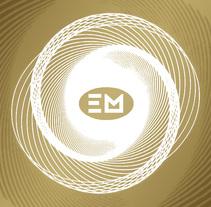 Erik Mat Eventos. Um projeto de Design gráfico de José Luis Cid         - 17.01.2016