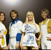 Tributo Abba - Casino Cirsa. A Advertising project by Carlos Giner - 14-10-2015