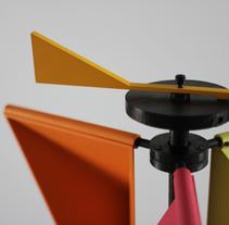 Kallpa - Diseño de producto / Gestión de la fabricación. Un proyecto de Instalaciones, Diseño industrial, Multimedia y Diseño de producto de David González - 30-11-2014