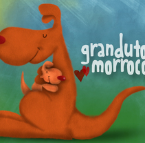 Granduto morrocotesco. A Illustration project by César Casado - 10-04-2014