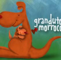 Granduto morrocotesco. A Illustration project by César Casado - Apr 11 2014 12:00 AM