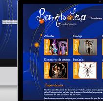 Bambolea. Un proyecto de Br, ing e Identidad, Diseño gráfico y Diseño Web de miodesign          - 14.04.2012