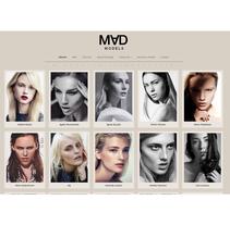 Madmodels. A Fashion project by David Hernanz         - 19.01.2016