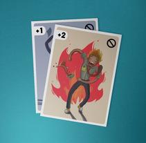 Ilustración de cartas . Um projeto de Ilustração de Mónica Galán de la Llana         - 09.02.2016