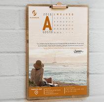 CALENDARIO DIAVERUM. Um projeto de Design e Publicidade de Ms. Barrons         - 11.02.2016