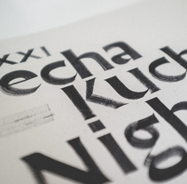 Pecha Kucha Night Valencia. A Graphic Design, and Calligraph project by Joan Quirós         - 12.02.2016