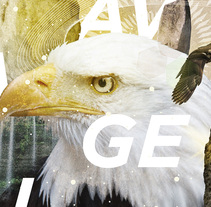 Savage Land. Un proyecto de Diseño gráfico de sergi nadal  - 21-02-2016