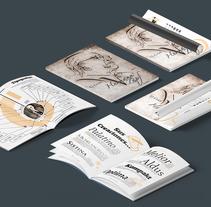 Hermann Zapf. Un proyecto de Diseño editorial de Samuel Bellón         - 28.02.2016
