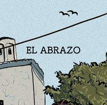 El Abrazo. A Comic project by Alberto Maté - 19-03-2016