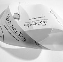 Flyer.. Un proyecto de Ilustración y Diseño gráfico de Ana Navarro         - 09.12.2012