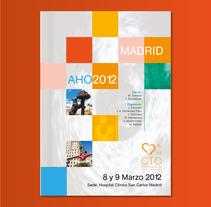 Congress Design. A Graphic Design project by María Lejárraga Herrero         - 10.03.2016