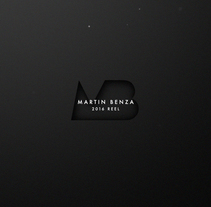 Martin Benza 2016 Reel. A Motion Graphics, Art Direction, Film Title Design, Graphic Design, Multimedia, and Post-Production project by Martin Benza Cabo - 01-03-2016