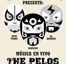 Poster publicitario. Um projeto de Design, Ilustração, Publicidade, Design editorial, Design gráfico e Tipografia de Juan Sebastian Bazzani Delgado         - 05.08.2015