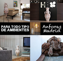 Ánforas Madrid. A Architecture, Crafts, Interior Architecture, Interior Design, L, scape Architecture, and Sculpture project by Kiko  Fraile         - 16.03.2016