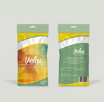 Packaging para velas. A Graphic Design, and Packaging project by Graciana  Prenz         - 19.03.2016
