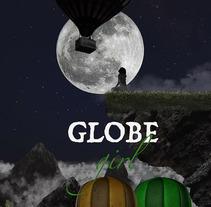 Perfume Globo. Um projeto de Fotografia, 3D e Design gráfico de Raúl García García         - 23.03.2016