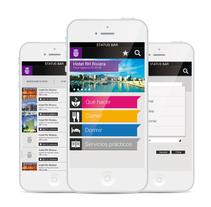 Smart Gandía mobile app. Um projeto de Design gráfico e Design interativo de Alejandro Gómez Naranjo         - 31.03.2016