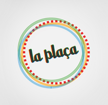 LA PLAÇA. Un proyecto de Diseño gráfico de Clara Comin         - 05.04.2016
