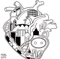 FeelCity. Un proyecto de Diseño, Ilustración, Dirección de arte, Bellas Artes, Comic y Arte urbano de Gianni Antonucci         - 05.04.2016