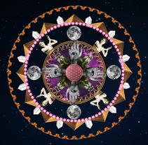 La Orilla del Cosmos. A Animation, Fine Art, and Street Art project by Mariana Lorenzo Pereira - 06-04-2016