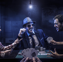 It is not a good game. Poker. Un proyecto de Fotografía y 3D de Hugo Puente - 06-04-2016