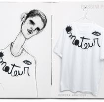 #27.. Um projeto de Design, Ilustração e Moda de Agustin Bossini Pithod         - 06.04.2016