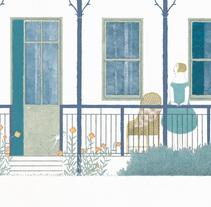 Sábado. Taller de comunicación gráfica, 2012. A Illustration project by Elena Odriozola Belástegui         - 07.04.2009