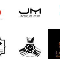 Logos & Logotipos. A Design, Br, ing, Identit, and Graphic Design project by Daniel Salazar Anderson         - 04.04.2016