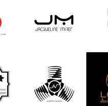 Logos & Logotipos. Um projeto de Design, Br, ing e Identidade e Design gráfico de Daniel Salazar Anderson         - 04.04.2016