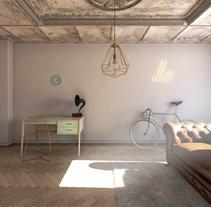 ME interior. Um projeto de 3D e Arquitetura de Sergio González         - 10.04.2016