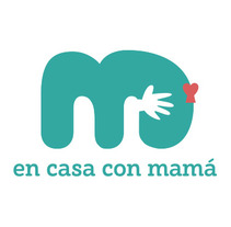 Logo encasaconmama.es. A Graphic Design project by Juncal  - 12-04-2016