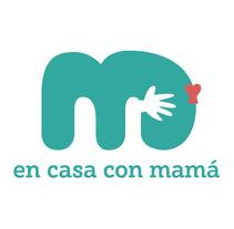 Logo encasaconmama.es. Un proyecto de Diseño gráfico de Juncal  - Miércoles, 13 de abril de 2016 00:00:00 +0200