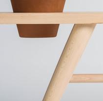 Equilibrio. Un proyecto de Diseño de muebles de  Joaquin Castro Falcón  - 13-04-2016