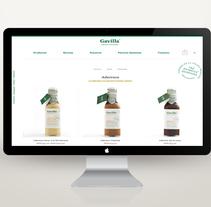 Sitio Web Gavilla. A Design, Cooking, Web Design, and Web Development project by As Diseño Diseño Web Monterrey         - 01.05.2016