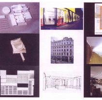 ramongsanchez. Un proyecto de Arquitectura interior de Ramon Gutierrez Sanchez         - 06.05.2016