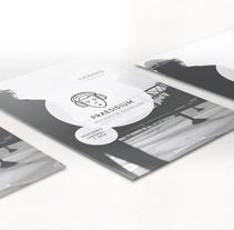 PRAESIDIUM - Vestuario de protección. Um projeto de Br, ing e Identidade e Design gráfico de Ana Bustos Fernández         - 06.05.2016