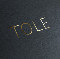 TOLE. A Design, Art Direction, Br, ing, Identit, and Graphic Design project by Marina Oorthuis  - 07-10-2015