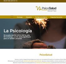 Web corporativa Clínica. Un proyecto de Diseño Web y Desarrollo Web de Chelo Fernández Díaz - Domingo, 20 de diciembre de 2015 00:00:00 +0100