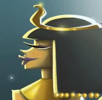Egipto. Un proyecto de Diseño de personajes de Elisabeth Castro Martínez - 10-05-2016