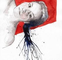 One last thought. Un proyecto de Ilustración y Bellas Artes de Mentiradeloro Esther Cuesta - 10-05-2016