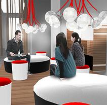 Izakaya Bar. A Interior Architecture&Interior Design project by Ainara Rodriguez Oyarzun         - 11.03.2011