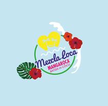 GIFS HISTORIAS DE COCO Y PIÑA. MANGAROCA. Um projeto de Design e Animação de Roncesvalles Alzueta Domeño         - 27.05.2014